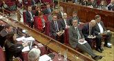 Los 12 acusados por el procés observan a la abogada general del...