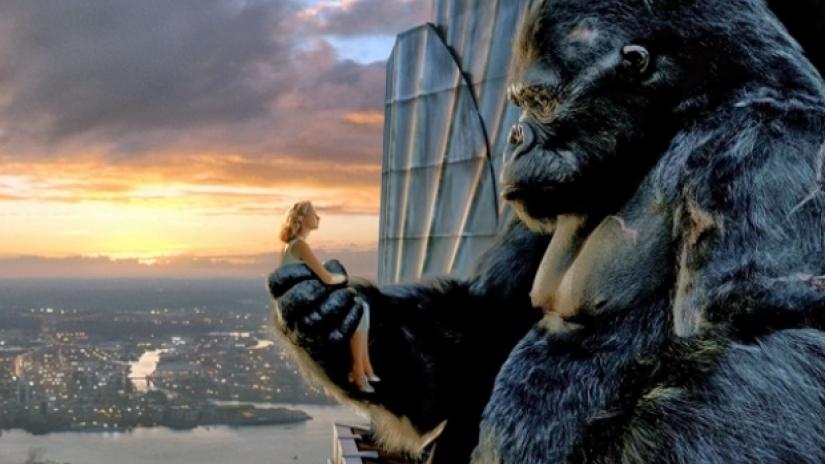 King Kong y Ann Darrow (King Kong) | Fcinco - F5 | EL MUNDO