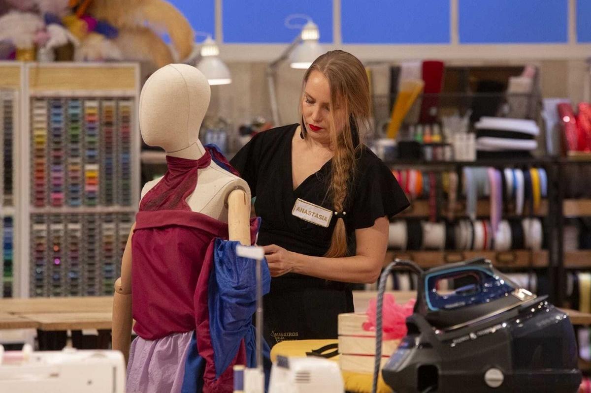 Anastasia no volverá al taller de Maestros de la Costura