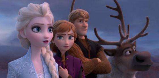 Nuevos personajes Frozen 2 teorías