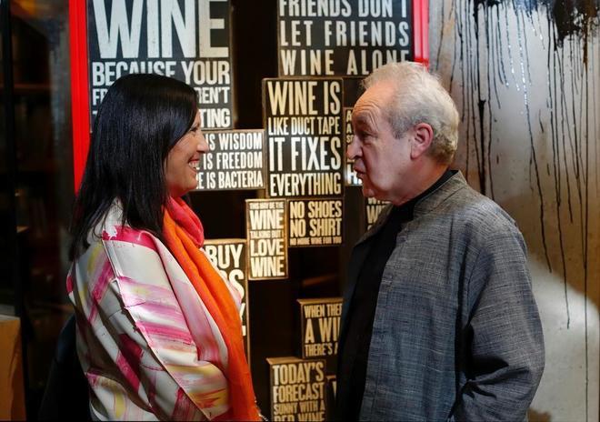 Claudia Piñeiro y John Banville, cara a cara en Barcelona