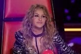 Paulina Rubio cerró su equipo en la última audición a ciegas de La...