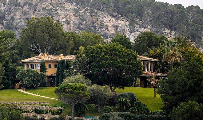 Michael Schumacher viajó a Mallorca en helicóptero medicalizado para pasar la Navidad