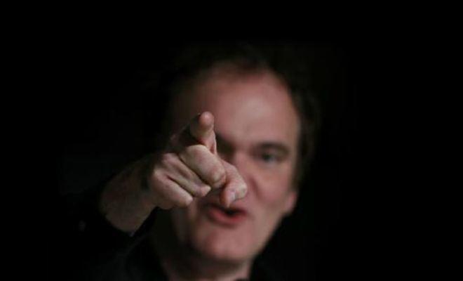 El director Quentin Tarantino, uno de los firmantes de la carta.