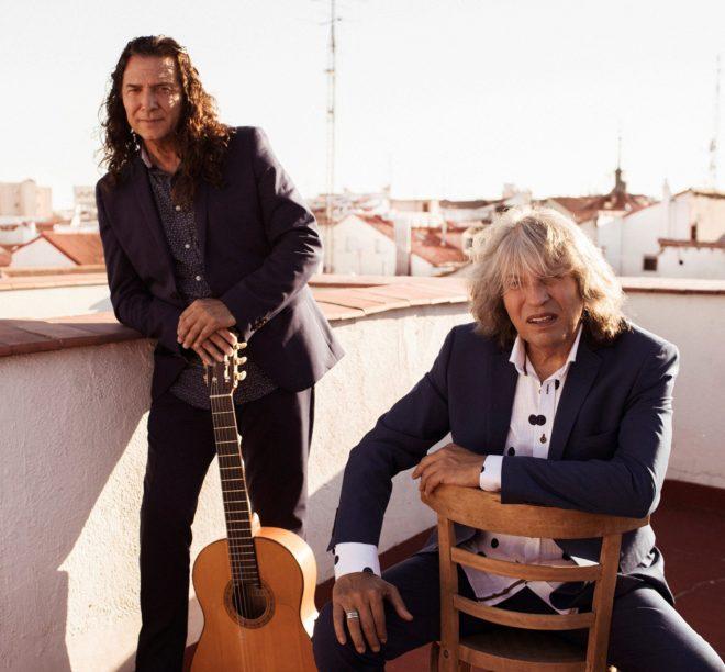 El guitarrista Tomatito y el cantaor José Mercé.