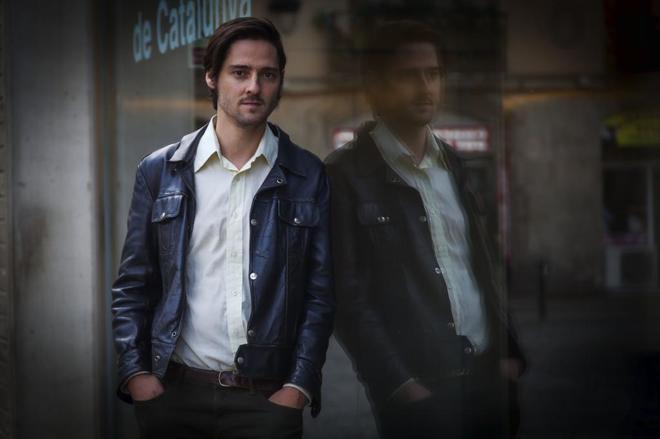 El director de cine Carlos Marques-Marcet, en Barcelona en 2017