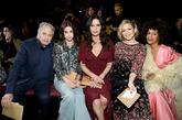Michael Douglas, Carys Zeta Douglas, Catherine Zeta-Jones, Kate Hudson...