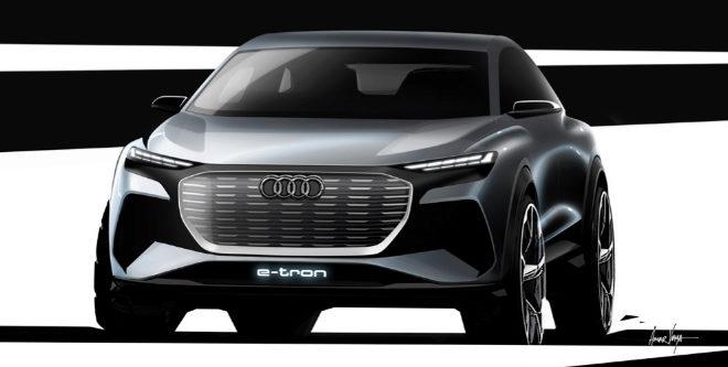 Q4 e-tron concept