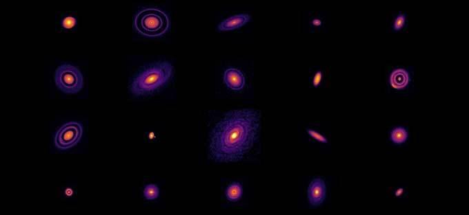 Discos protoplanetarios observados con ALMA