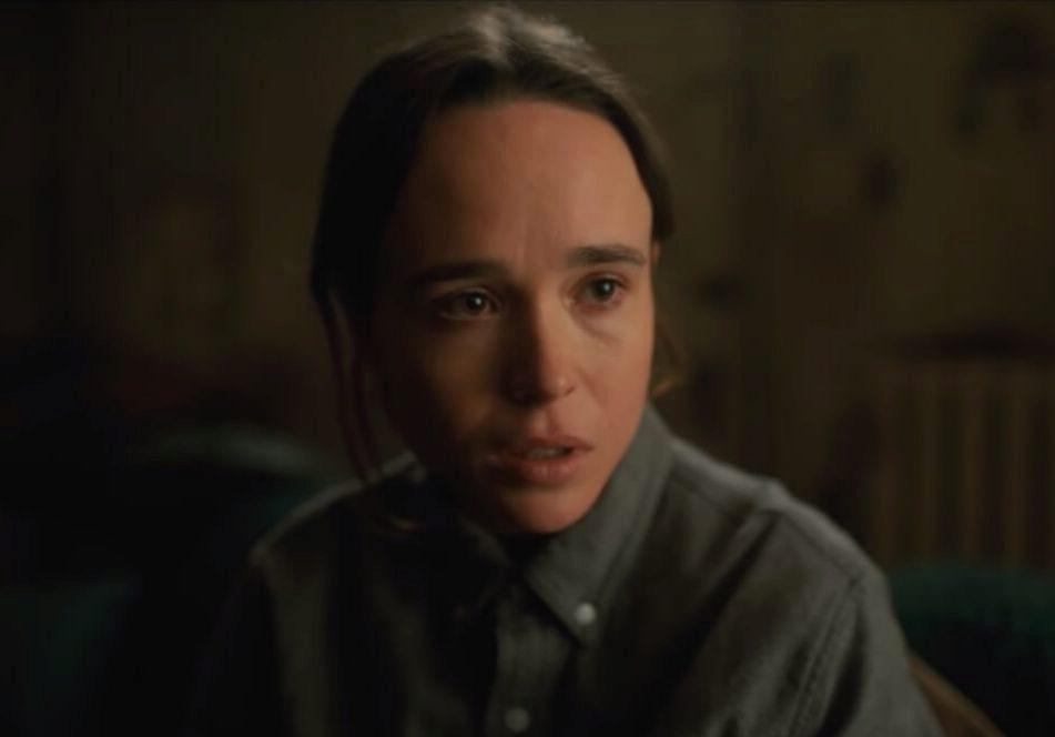Ellen Page caracterizada como Vanya, el personaje que interpreta en...