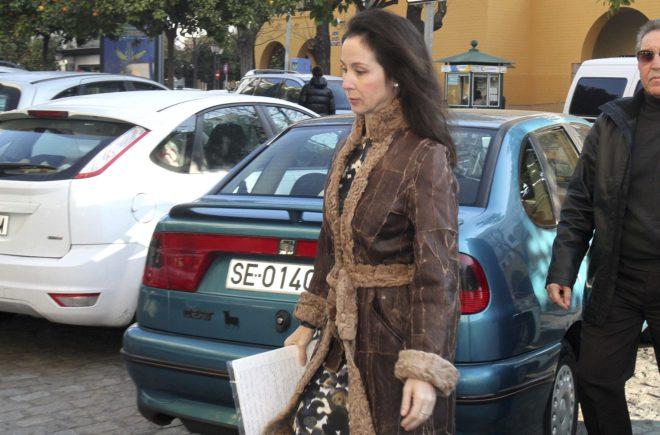 La juez Mercedes Alaya se inhibió en favor de la Audiencia Nacional para instruir el caso 'Madeja'.