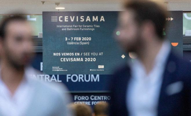 Cevisama se desarrolló en Feria Valencia del 28 de enero al 1 de febrero.