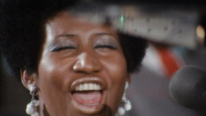 Aretha Franklin que estás en los cielos