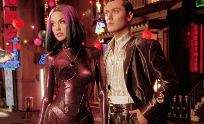 Los robóticos personajes, que prestan favores sexuales, de la película 'Inteligencia Artificial'.