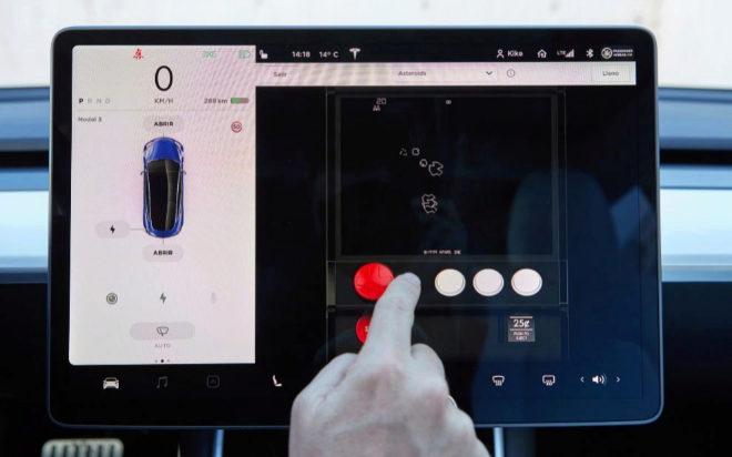 Así funciona el 'modo perro' del Tesla Model 3