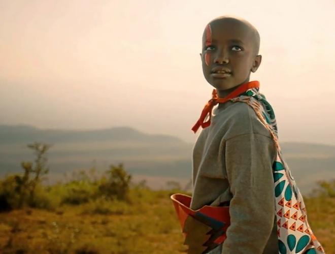 Fotograma del llargmetratge 'Supa Modo'. Likarion Wainaina....