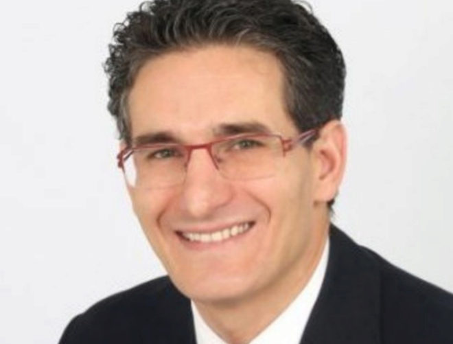 Luis Irzo Bueno, ex concejal del PP en el Ayuntamiento de Huesca.
