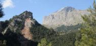 Serra de Tramuntana.