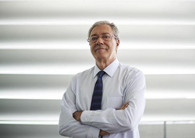 El consejero de Economía, Empresas y Universidad, Rogelio Velasco.