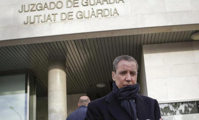 El largo 'martirio' de Eduardo Zaplana