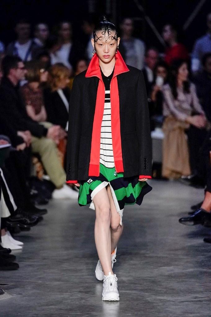 Desfile de Burberry  · Semana de la Moda de Londres · Colección...