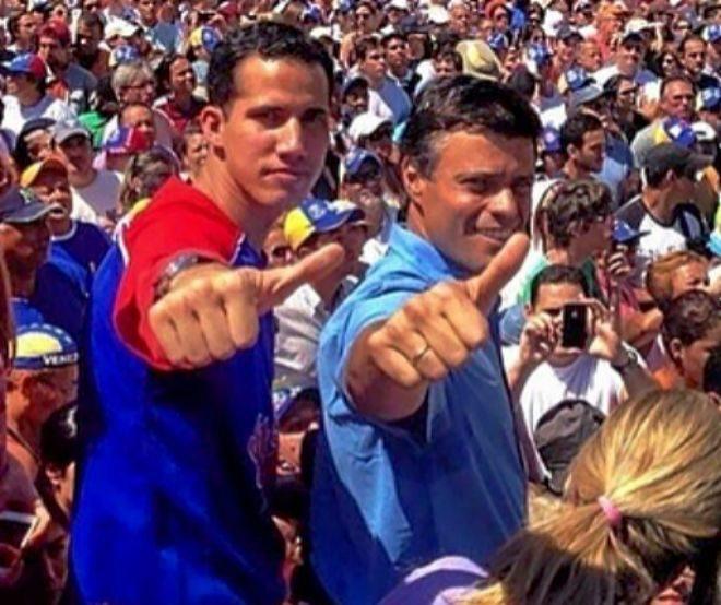 Leopoldo López: cinco años retando al chavismo