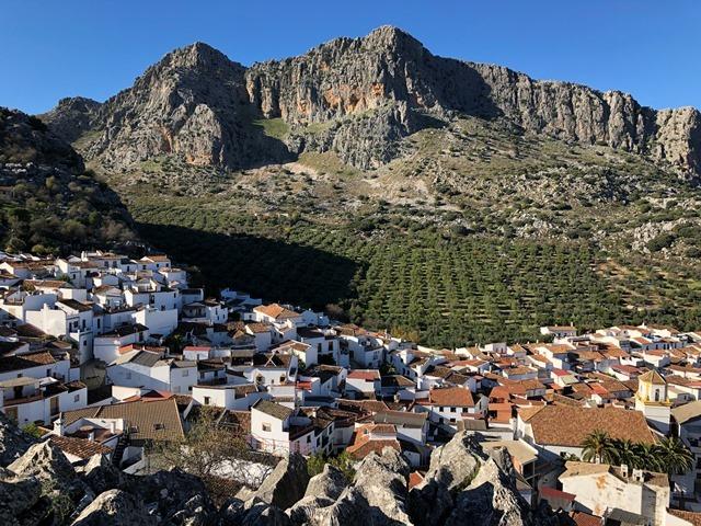 Vista de Montejaque, en Málaga, municipio donde llegarán las nuevas políticas de promoción.
