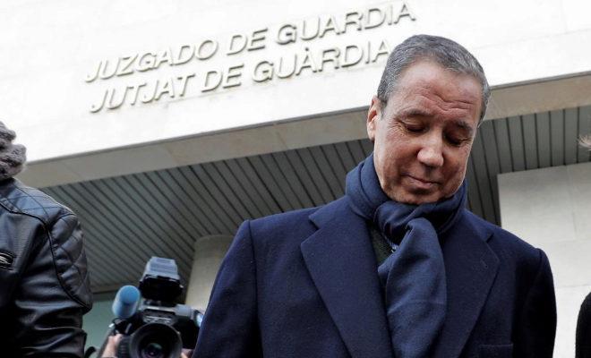 Zaplana insiste en que no ha participado en los contratos fraudulentos investigados en el caso Erial