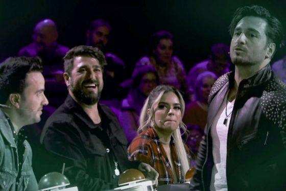 David Bustamante y Karol G debutan en La Voz de Antena 3