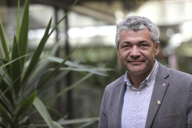 Oriol Amorós, secretario de Igualdad y Migraciones de la Generalitat