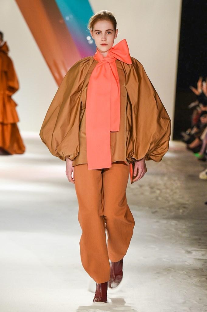 Desfile de Roksanda  · Semana de la Moda de Londres · Colección...