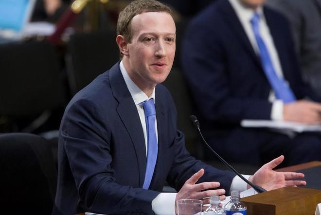 El fundador y máximo responsable de Facebook, Marck Zuckerberg.