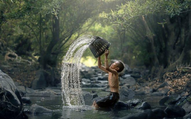 La necesidad de un reparto más sostenible de los recursos hídricos...