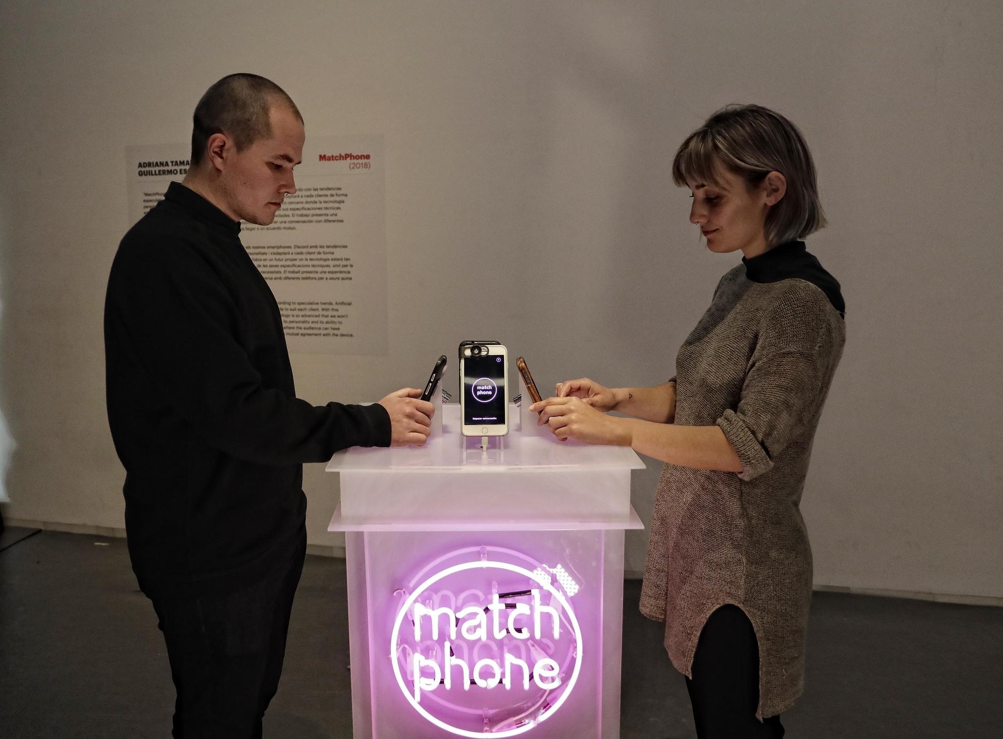 Una artística revancha a la tecnología