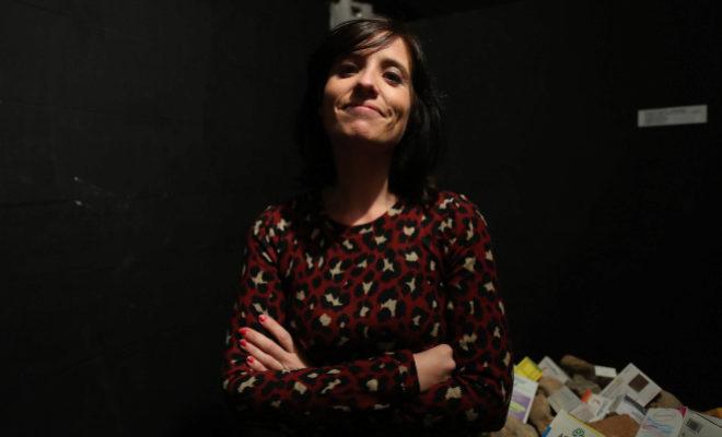 Celia Viñado es profesora del Ciclo de Promoción de Igualdad del IES Ribalta.