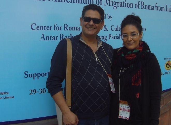 Nicolás Jiménez y Silvia Agüero.