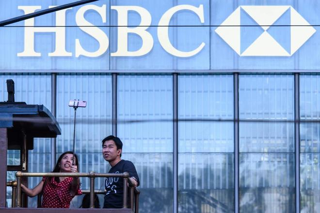 El banco HSBC ganó 11.149 millones en 2018, un 30,2% más