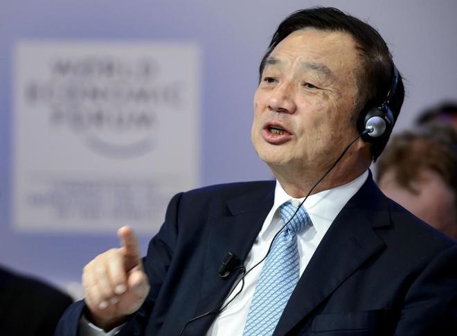 El fundador de Huawei afirma que EEUU no podrá destruir la compañía