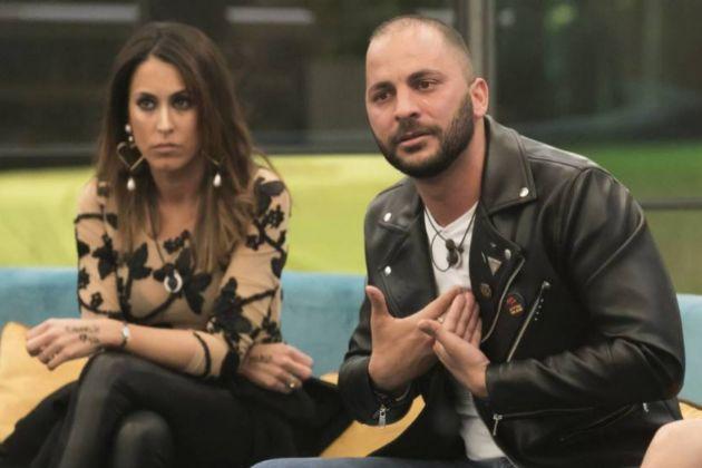 Raquel Antonio pelea GH Dúo Telecinco