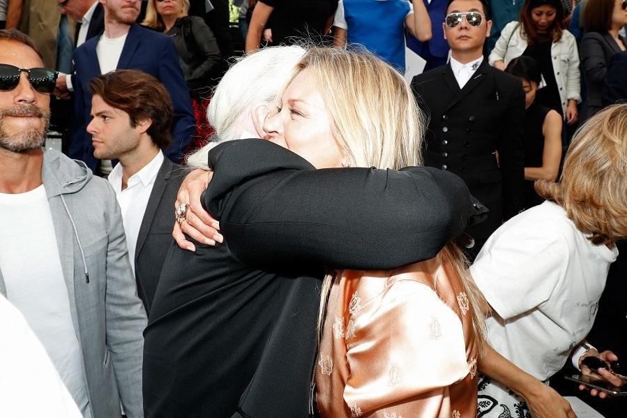 Kate Moss - Las musas de Karl Lagerfeld