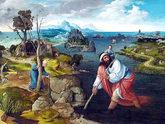 Imagen de San Cristóbal de Joachim Patinir, que se puede ver en El...
