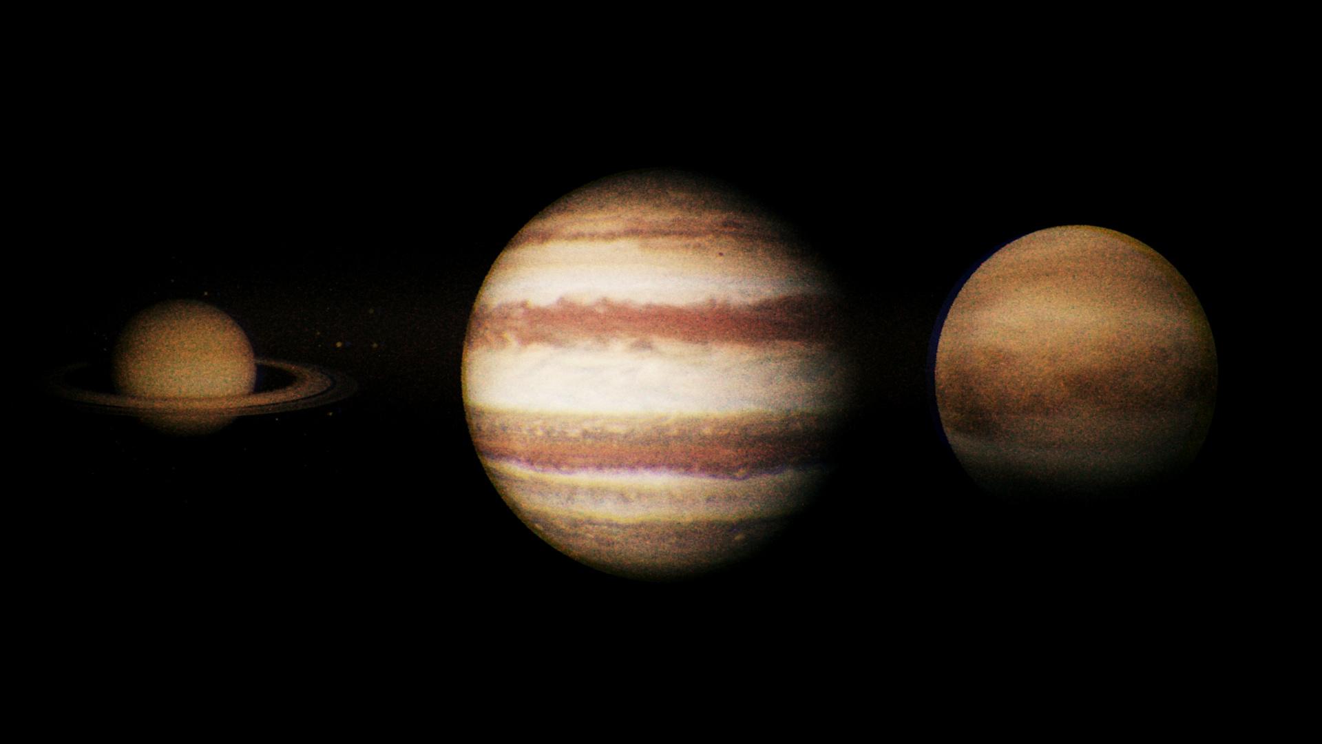 Desayuno con planetas
