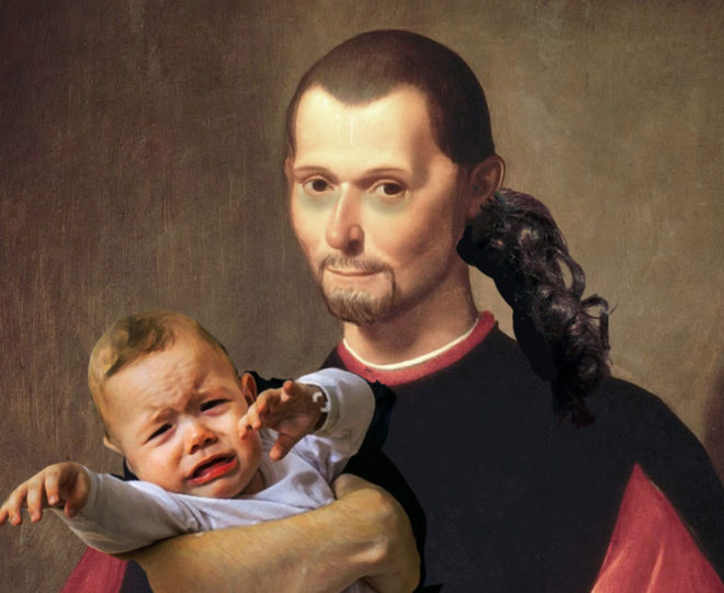 Pablo ya no es príncipe