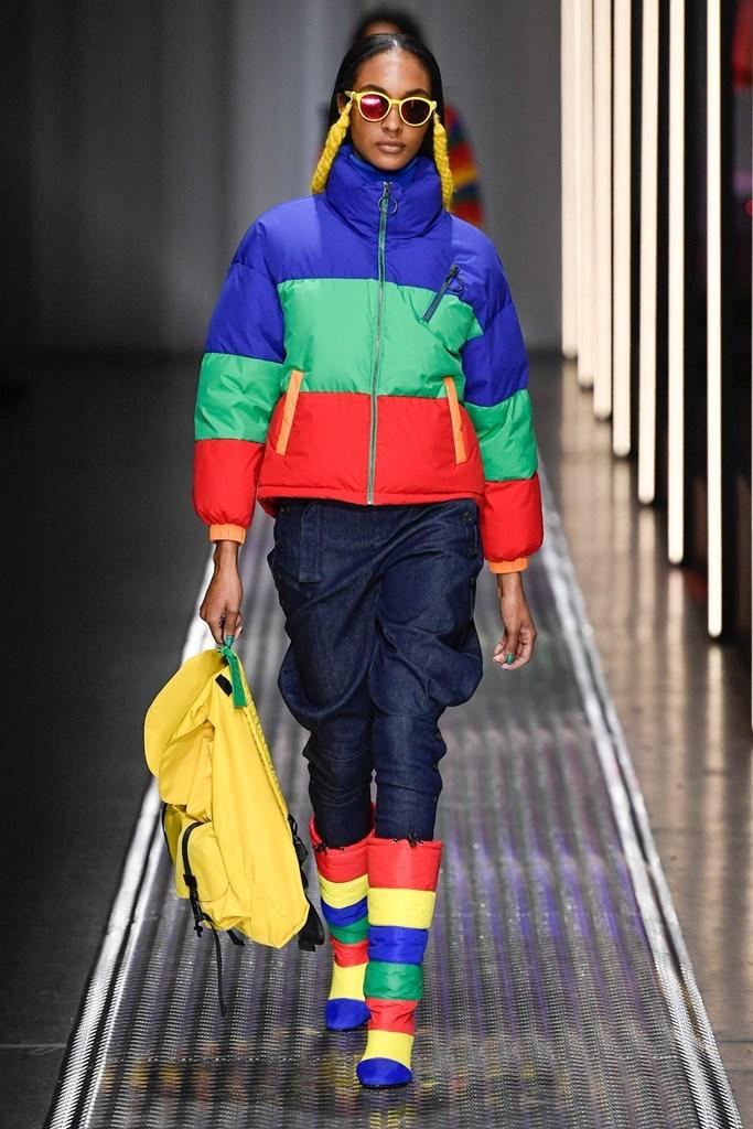 Desfile de United Colors of Benetton · Semana de la Moda de Milán · Colección otoño-invierno 2019/20
