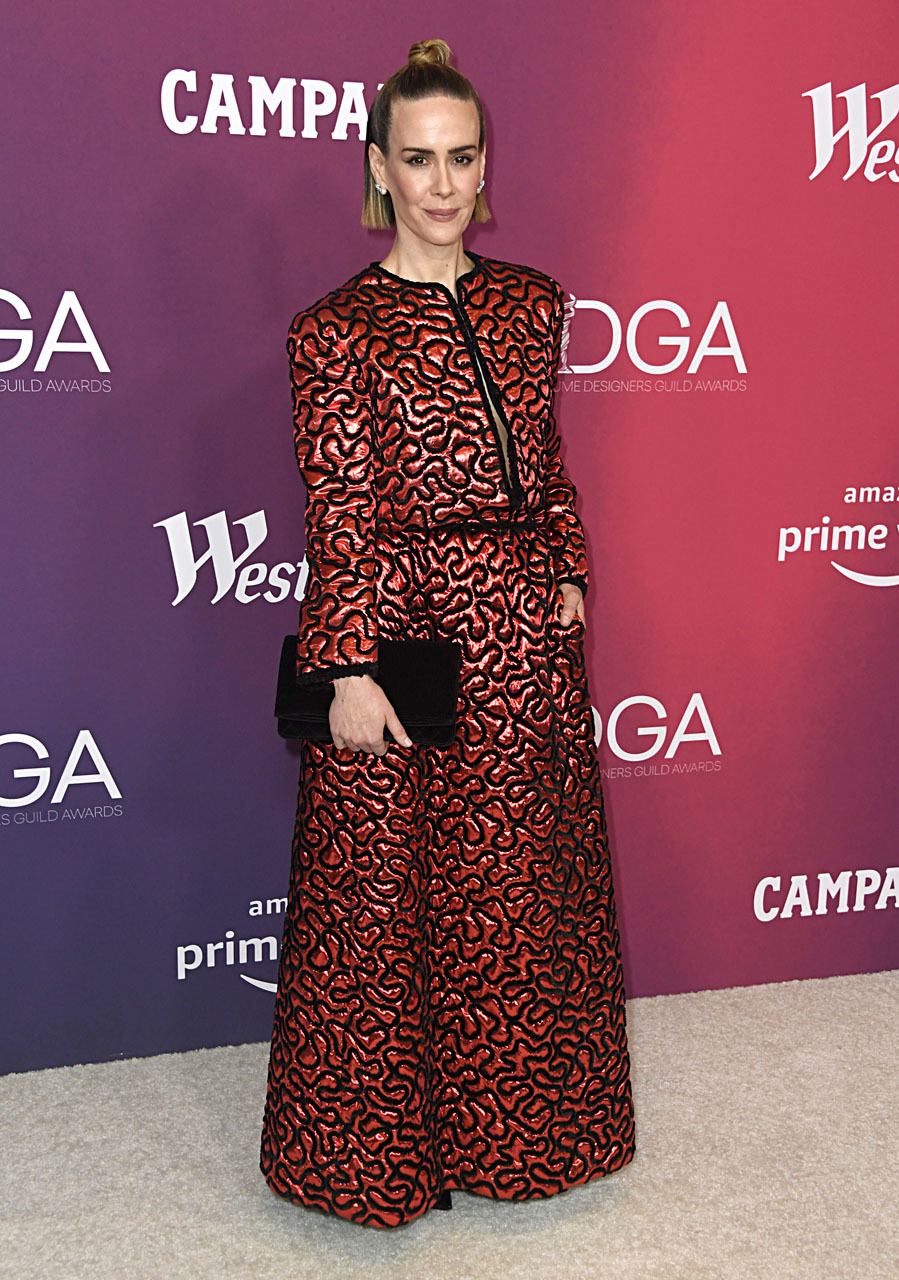 Sarah Paulson - Guild Awards