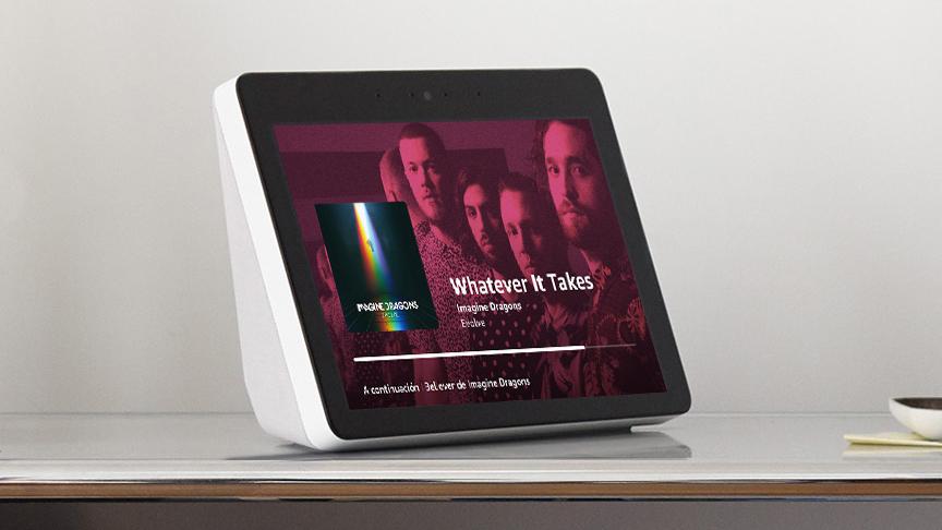 Amazon presenta Echo Show: ahora Alexa tiene pantalla