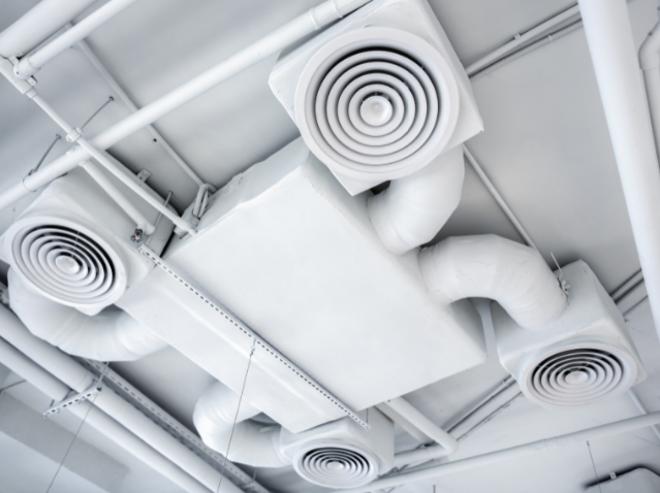 El funcionamiento defectuoso de un sistema de ventilación puede provocar la proliferación y difusión de agentes infecciosos.
