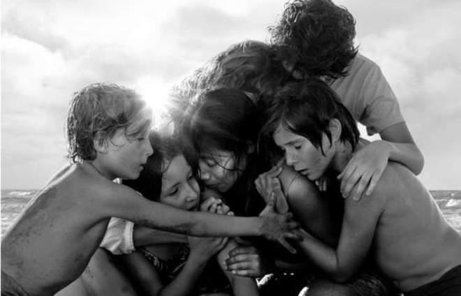 Fotograma de la película 'Roma'