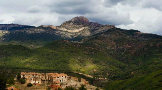 En el parque natural de Penyagolosa de encuentra el monte más alto de la provincia de Castellón.