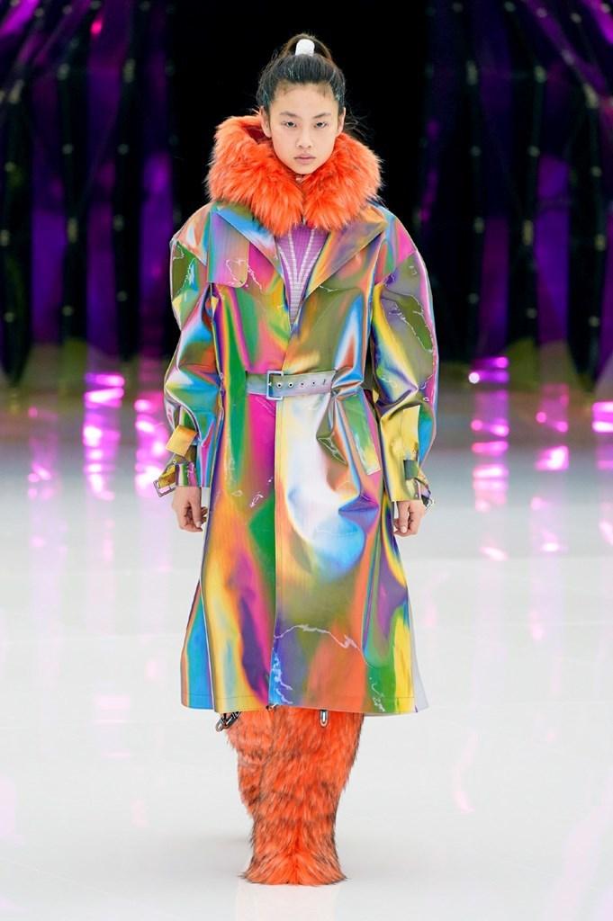 Desfile de Byblos · Semana de la Moda de Milán · Colección...